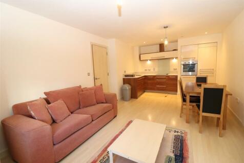 Ryland Street, Birmingham. 1 bedroom apartment