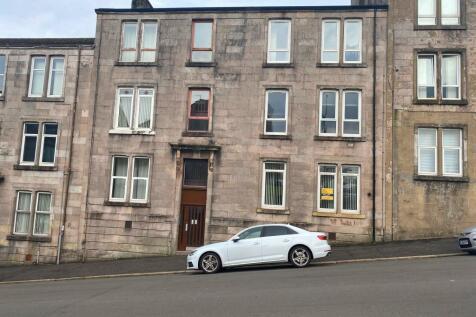 Murdieston street, Greenock. 2 bedroom flat
