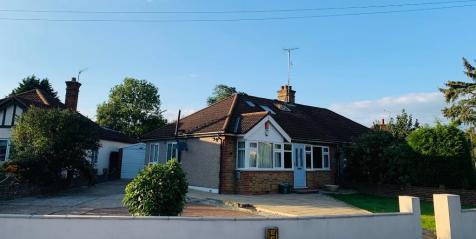 The Chase, Uxbridge, Greater London, UB10. 3 bedroom semi-detached bungalow for sale