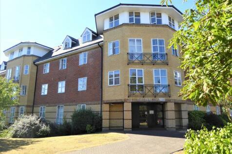 Dexter Close, St Albans. 2 bedroom flat