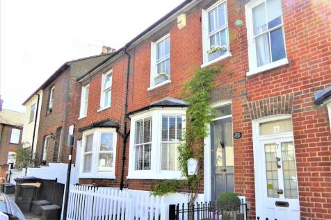 Thorpe Road, St Albans. 3 bedroom terraced house for sale