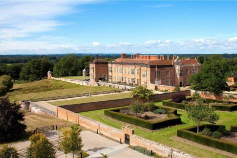 Bramshill, Hook, Hampshire, RG27. Property for sale