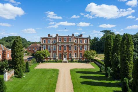 Chicheley Hall, Buckinghamshire MK16. Property for sale