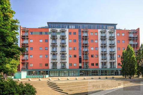 Centralofts, Waterloo Street, Newcastle City Centre. 2 bedroom penthouse for sale
