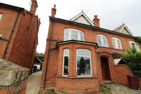 Church Road, Caversham, Reading. 4 bedroom semi-detached house