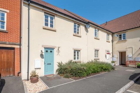Gibbs Court, Old Mill Lane. 3 bedroom terraced house