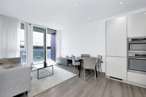 Pinto Tower, Nine Elms Point. 1 bedroom apartment