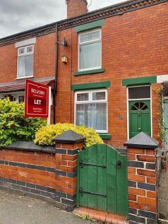 Gresty Terrace, Crewe, Cheshire. 2 bedroom property