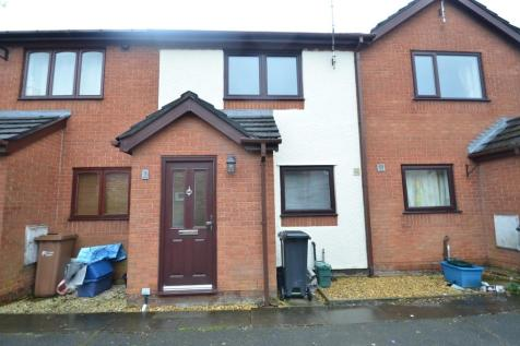 Millers Court, Buckley. 2 bedroom terraced house