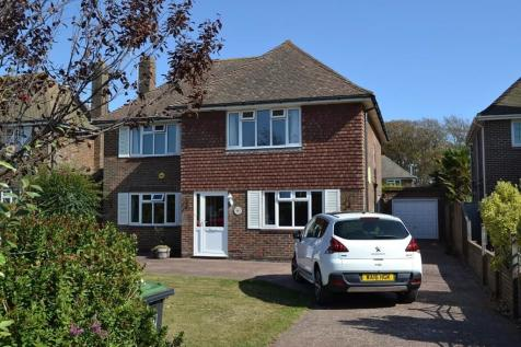 Withdean Avenue, Goring-by-Sea. 4 bedroom detached house