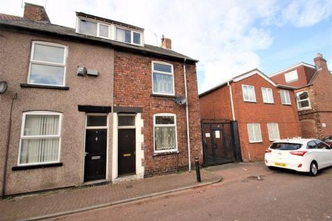 Harford Street, Middlesbrough. 4 bedroom terraced house for sale
