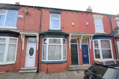 Esher Street, Middlesbrough. 4 bedroom terraced house for sale