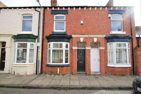 Laurel Street, Middlesbrough. 3 bedroom terraced house