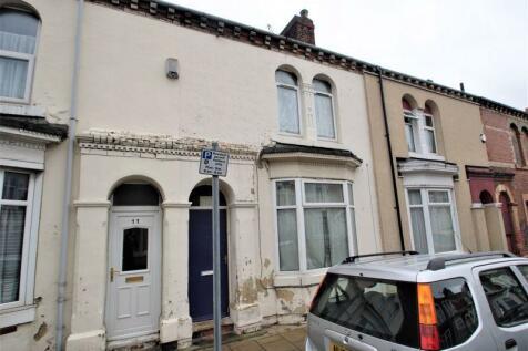 Pelham Street, Middlesbrough. 4 bedroom terraced house