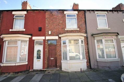 Surrey Street, Middlesbrough. 3 bedroom terraced house