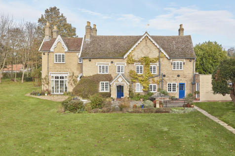 Freckenham, Suffolk. 7 bedroom detached house for sale