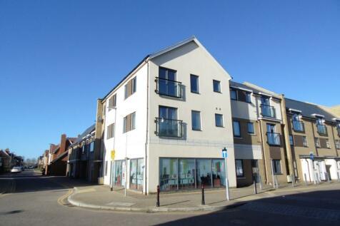 Britten Place, Sullivan Court, Biggleswade, Bedfordshire, SG18. 2 bedroom apartment