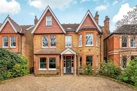 Albany Park Road, Kingston upon Thames, KT2. 7 bedroom detached house for sale
