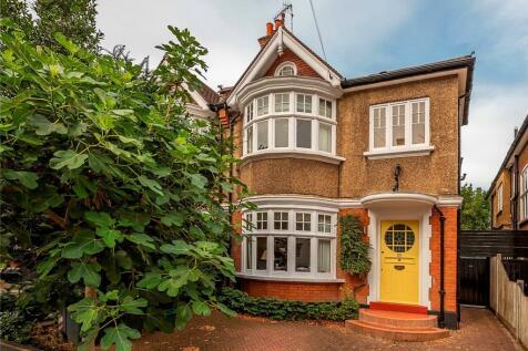 Milner Road, Kingston upon Thames, KT1. 4 bedroom semi-detached house