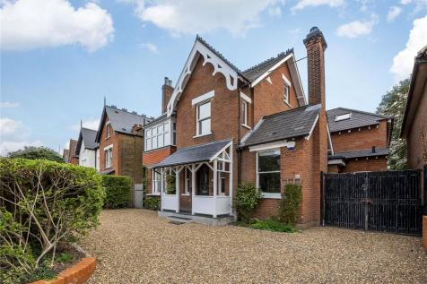 Fassett Road, Kingston upon Thames, KT1. 6 bedroom detached house for sale