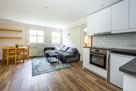Cadogan Road Surbiton KT6. 1 bedroom flat