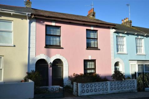 Ferris Town, Truro, Cornwall. 5 bedroom terraced house