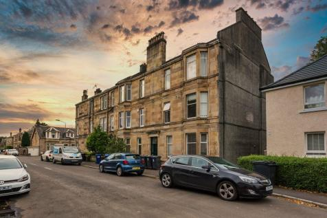 34 1/2 Kelburne Drive, Paisley, PA1 3PF. 1 bedroom flat for sale