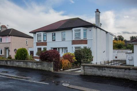 35 Newtyle Road, Paisley, PA1 3JX. 3 bedroom semi-detached house for sale