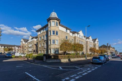Flat 57 Kelburne Court, 51 Glasgow Road, Paisley, PA1 3PD. 1 bedroom flat for sale