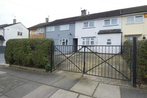 Cotley Road, Beaumont Leys, Leicester. 3 bedroom terraced house