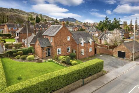 Holyhead Road, Wellington, Telford, Shropshire. 5 bedroom detached house