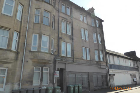 Broomlands Street, Paisley. 1 bedroom flat