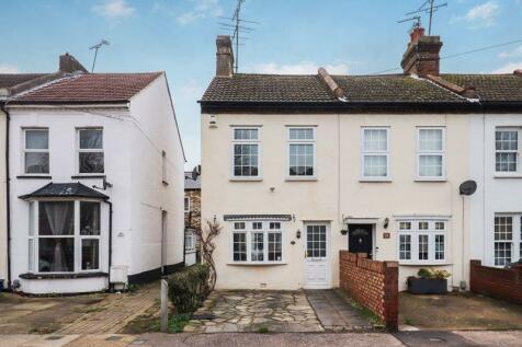Princes Street, Southend on Sea. 2 bedroom detached house