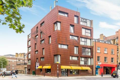 The Gazzano Building, Topham Street, EC1R. 2 bedroom apartment