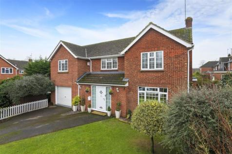 Mallings Drive, Bearsted. 4 bedroom detached house for sale