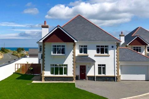 Grand Island, Bride Road, Ramsey, Isle of Man, IM8 3UN. 4 bedroom detached house for sale