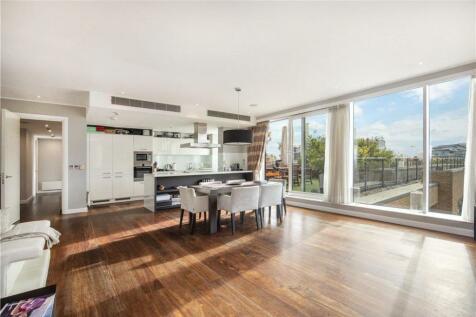 Cubitt Building, Grosvenor Waterside, 10 Gatliff Road, London, SW1W. 4 bedroom flat for sale