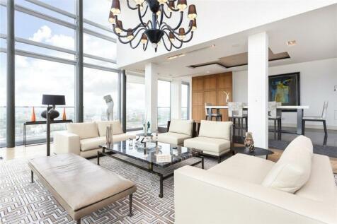 Montevetro, 100 Battersea Church Road, London, SW11. 6 bedroom flat
