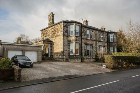 Barnweil, 130 Greenock Road, Bishopton PA7 5AS. 4 bedroom semi-detached house
