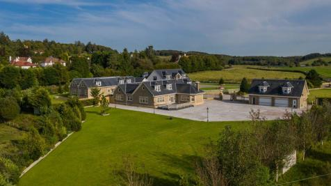 North Denniston House, Bridge Of Weir Road, Kilmacolm, PA13 4RU. 6 bedroom detached house for sale