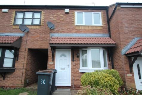 The Hedgerows,Tuttle Hill,Nuneaton,Warwickshire. 2 bedroom terraced house