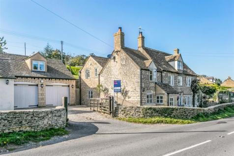 Selsley East, Stroud. 4 bedroom cottage