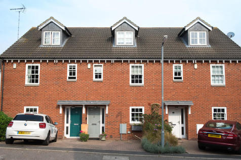 Prower Close, Billericay. 3 bedroom terraced house