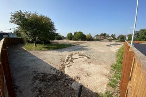 Milton Drive, Market Drayton. Land for sale