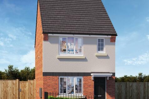 Commercial Road, Hanley, Stoke-On-Trent. 3 bedroom detached house