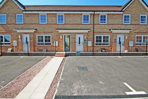 Ernest Tyrer Avenue, Hanley, Stoke-On-Trent. 3 bedroom town house