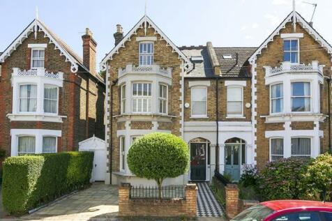 Grosvenor Road, London, W4. 5 bedroom semi-detached house