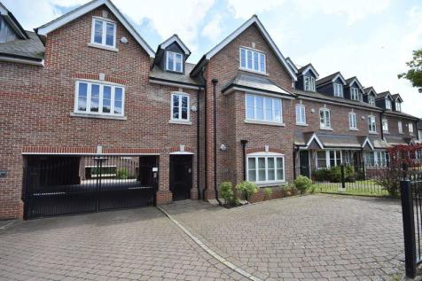 Crownwood Gate, Farnham. 1 bedroom apartment