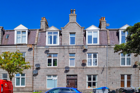 Union Grove, Aberdeenshire, AB10. 1 bedroom flat for sale