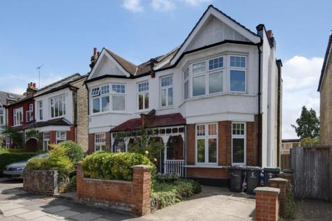 Redston Road, Crouch End. 4 bedroom semi-detached house for sale